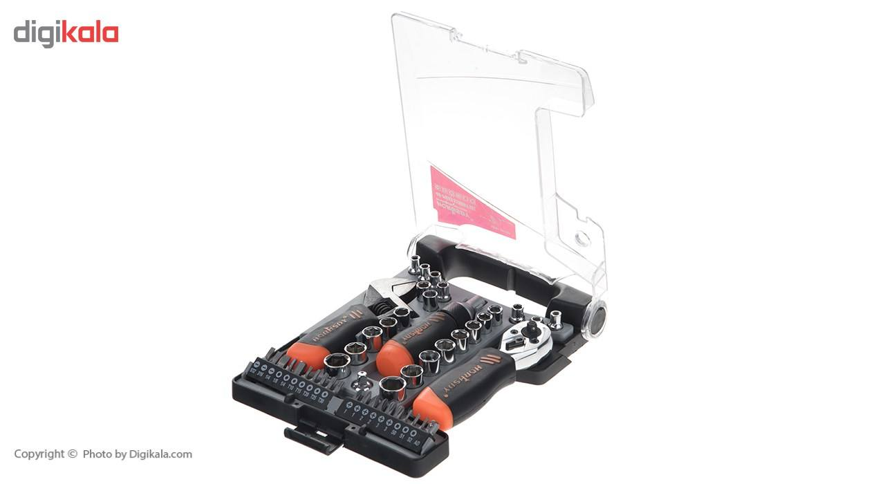مجموعه 46 عددی ابزار هوراسدی مدل SDY-94180 main 1 2