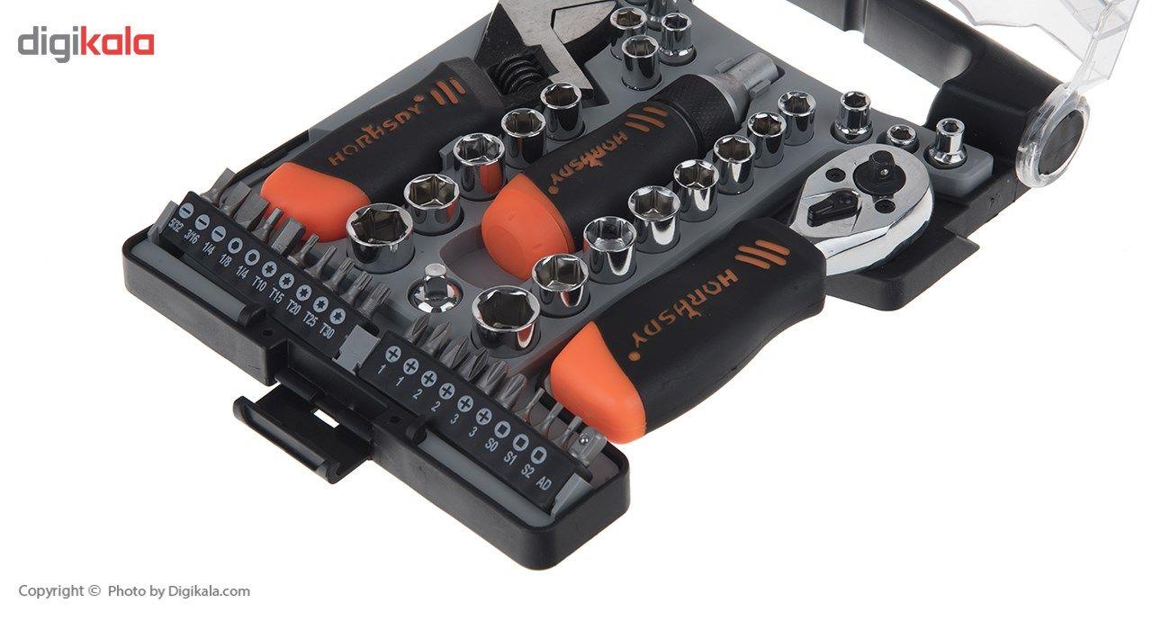 مجموعه 46 عددی ابزار هوراسدی مدل SDY-94180 main 1 3