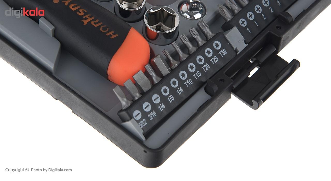 مجموعه 46 عددی ابزار هوراسدی مدل SDY-94180 main 1 7