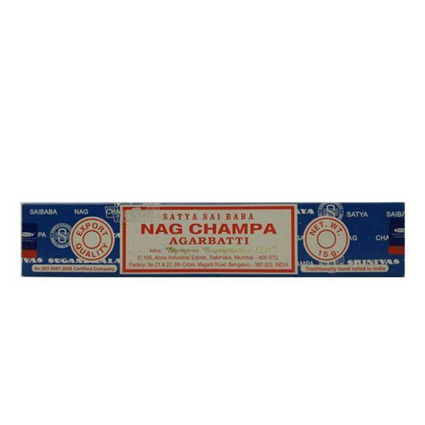 عود ساتیا Nag Champa کد 1077