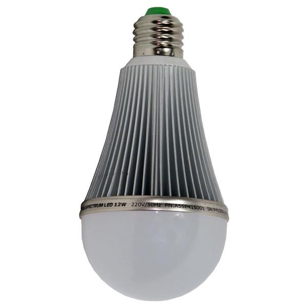 لامپ رشد  گیاه 12 وات نور استار پایه E27