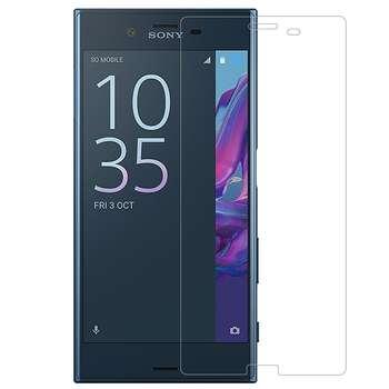محافظ صفحه نمایش شیشه ای تمپرد مناسب برای گوشی موبایل سونی Xperia XZ