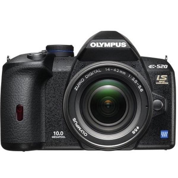 دوربین دیجیتال الیمپوس ای 520