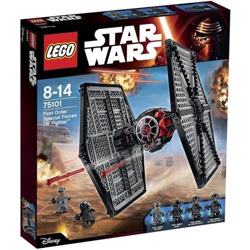 لگو سری Star Wars مدل First Order Special Forces Tie Fighter 75101