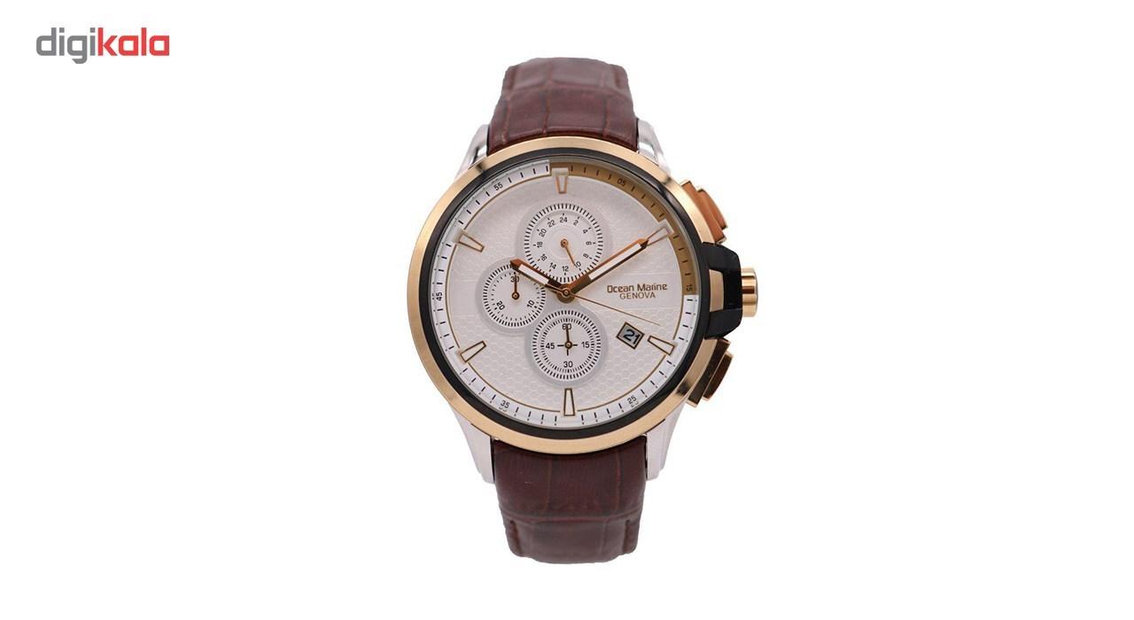 خرید ساعت مچی عقربه ای مردانه اوشن مارین مدل Z-318Gb1