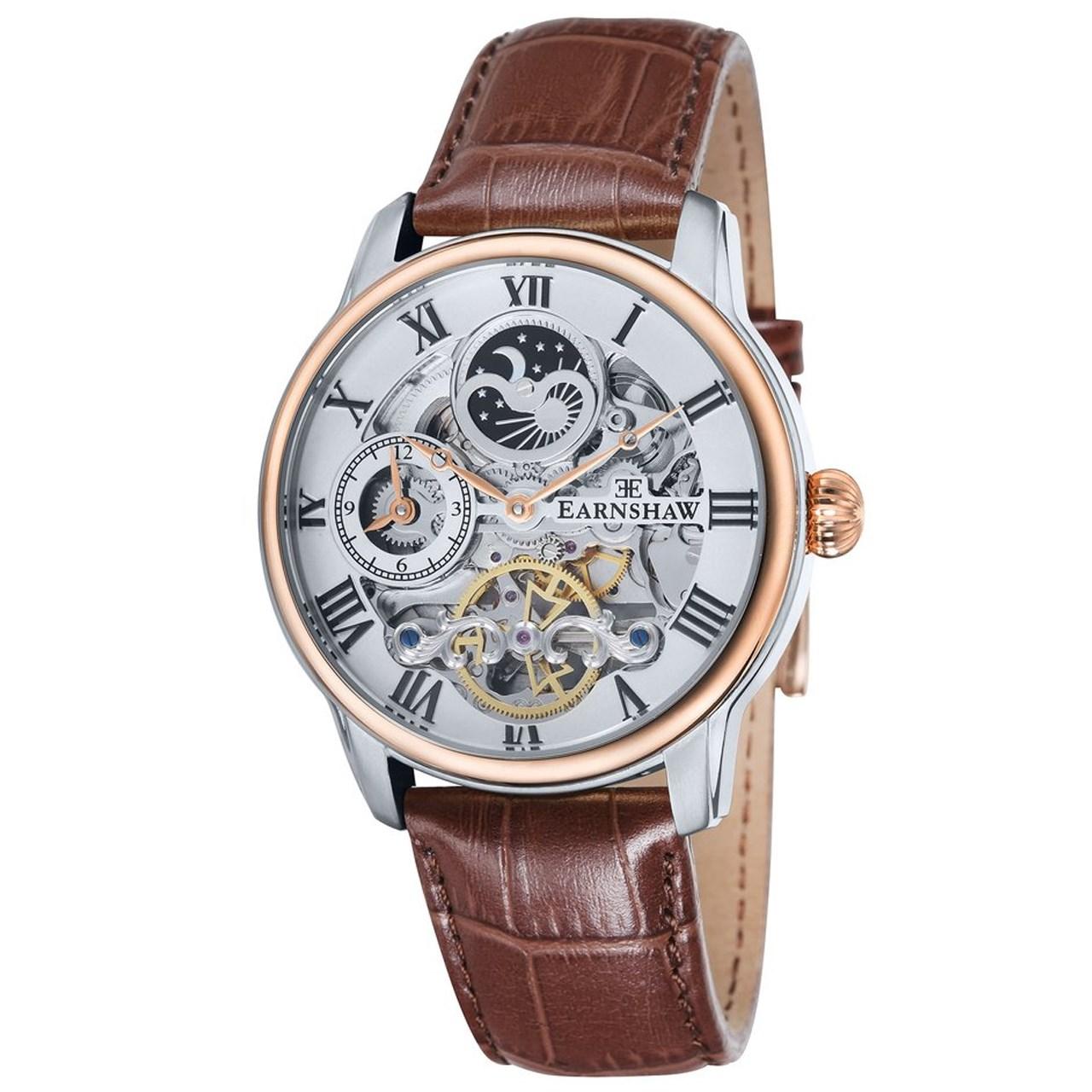 ساعت مچی عقربه ای مردانه ارنشا مدل ES-8006-03 41