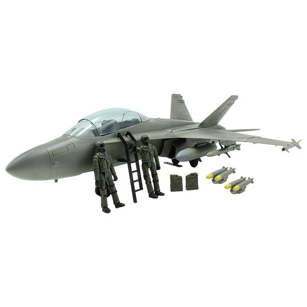 اکشن فیگور ام اند سی مدل F/A-18 Hornet 77025