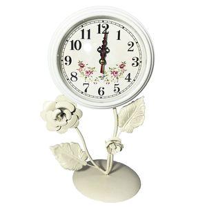 ساعت رومیزی ایرسا مدل گل 1