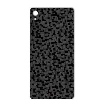 برچسب پوششی ماهوت مدل Silicon Texture مناسب برای گوشی  Sony Xperia Z3 Plus