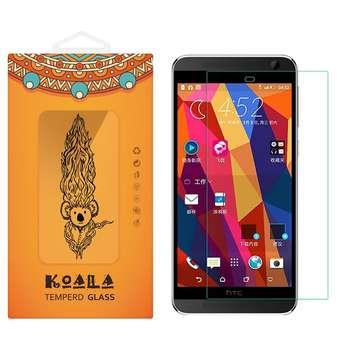 محافظ صفحه نمایش شیشه ای کوالا مدل Tempered مناسب برای گوشی موبایل اچ تی سی One E9 Plus