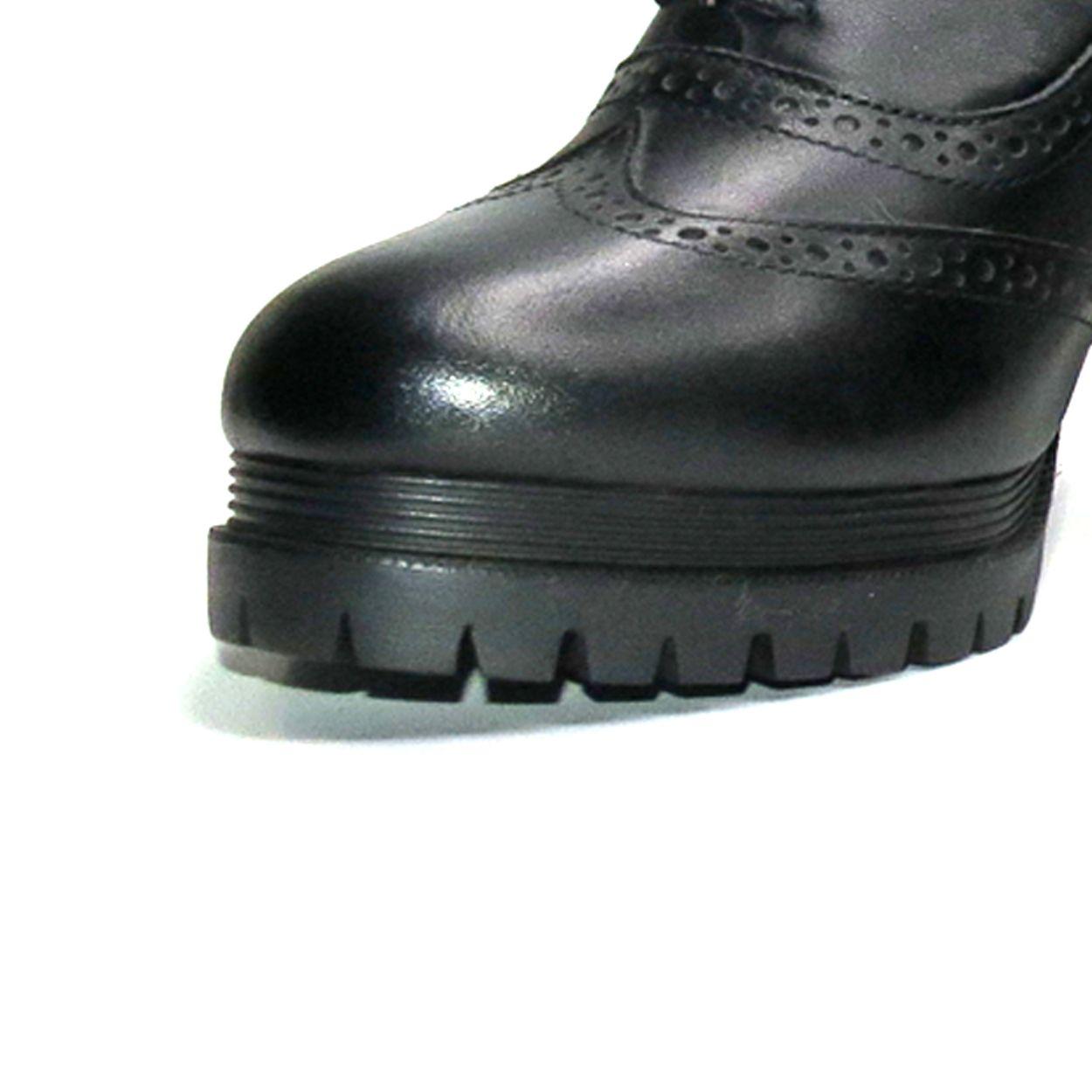 کفش زنانه آر اند دبلیو مدل 603 رنگ مشکی -  - 9