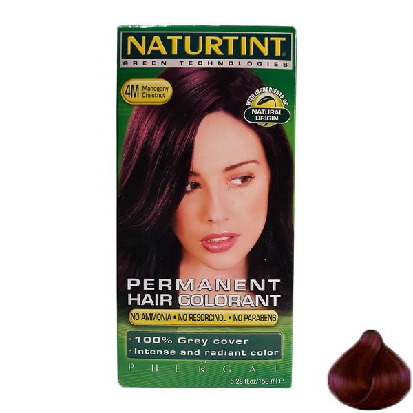 کیت رنگ مو ناتورتینت  شماره4M