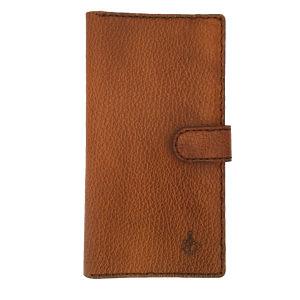کیف پول چرمی چرم لنگر مدل L202