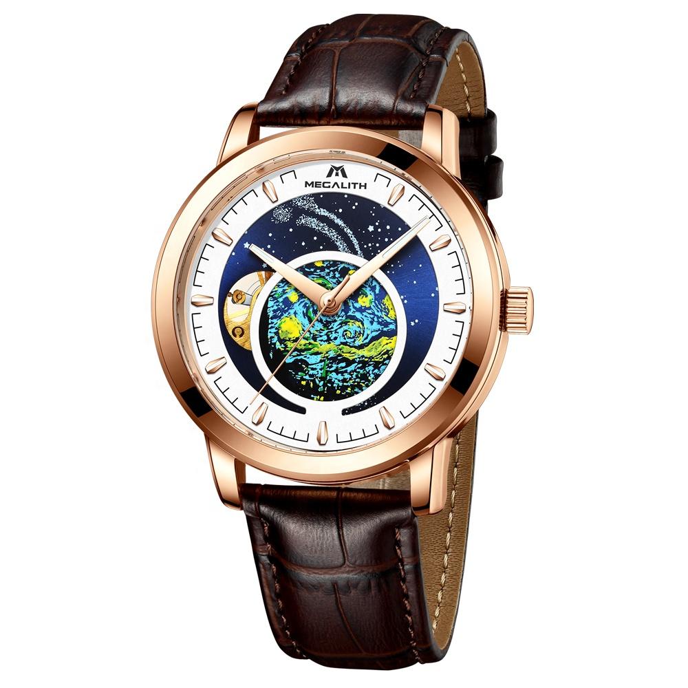 ساعت مچی عقربه ای مگالیت مدل 8213-Ro              ارزان