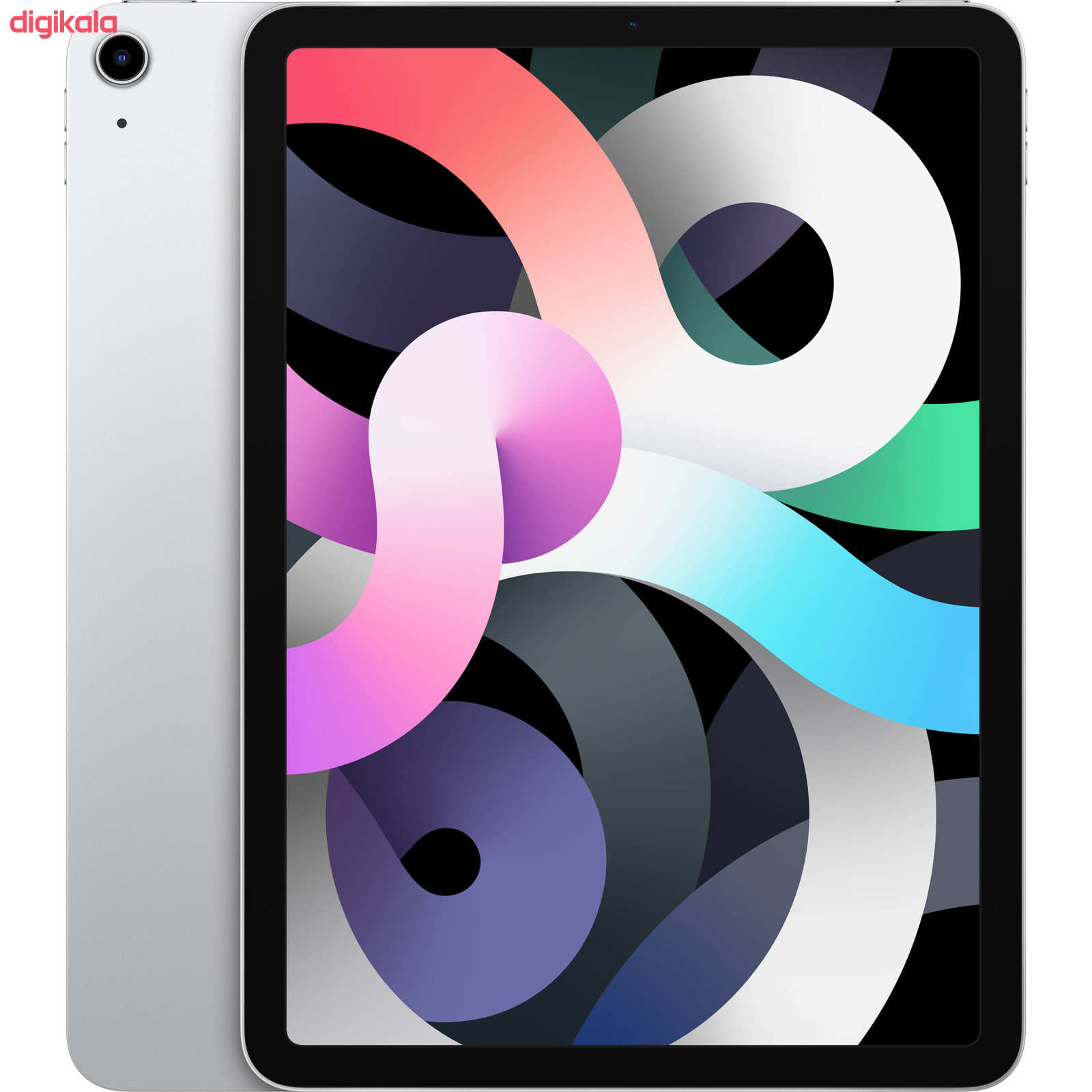 تبلت اپل مدل iPad Air 10.9 inch 2020 WiFi ظرفیت 256 گیگابایت  main 1 13