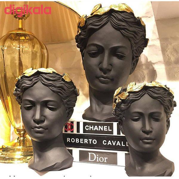 گلدان دکوری مدل رومی مجموعه 3 عددی main 1 1