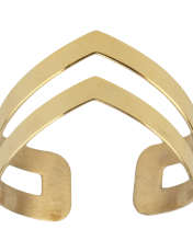 انگشتر طلا 18 عیار زنانه نیوانی مدل NR030 -  - 1