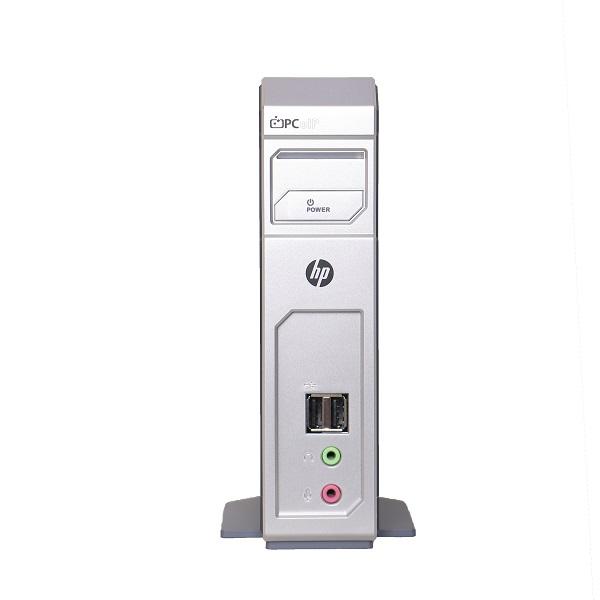 کامپیوتر کوچک اچ پی مدل T310-F/Tera2/Quad-Dispaly/Fiber NIC