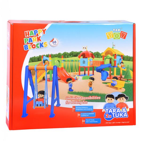 ساختنی مدل  پارک شادیکد 6019