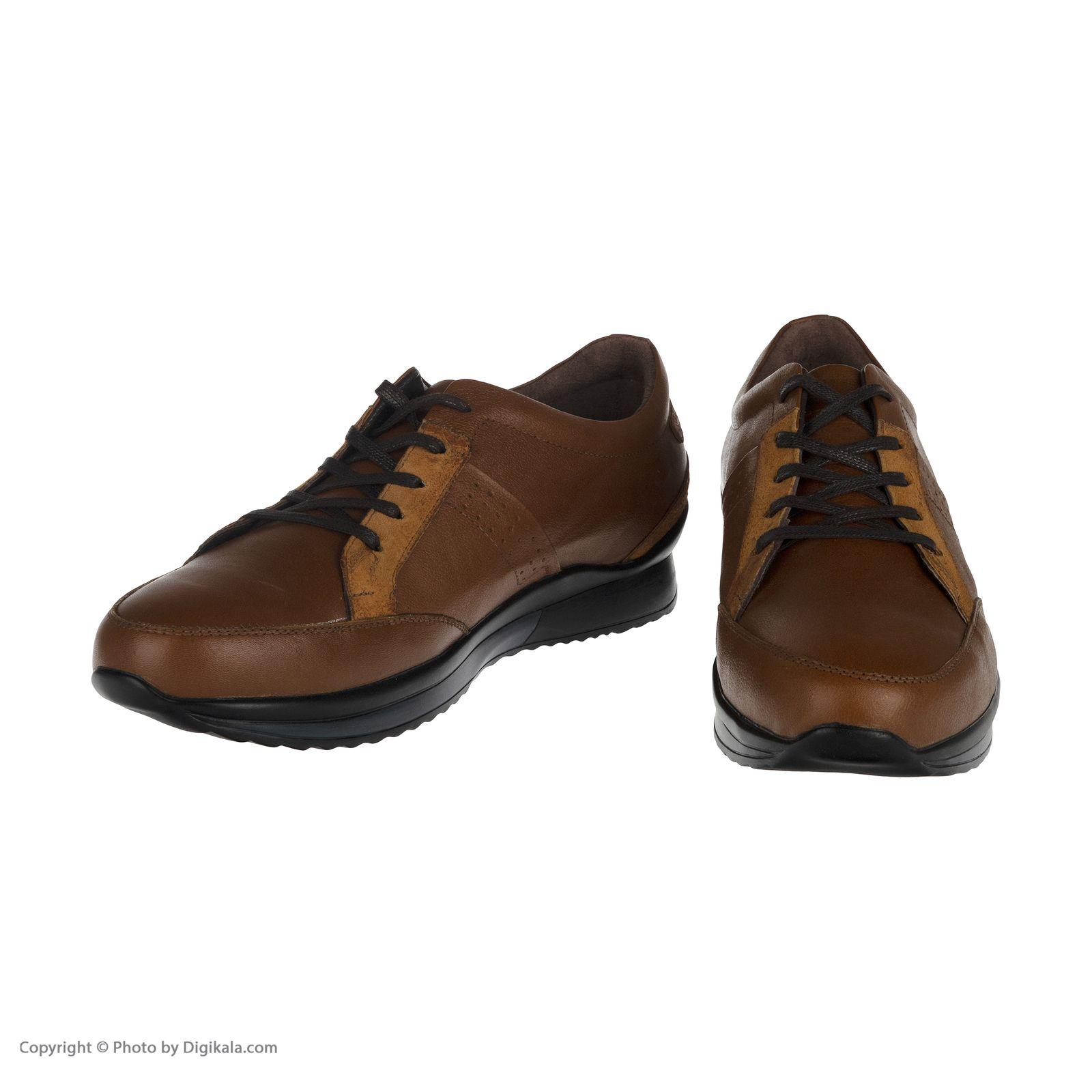 کفش روزمره مردانه بلوط مدل 7298A503136 -  - 7