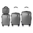 مجموعه چهار عددی چمدان اسپرت من مدل NS001 thumb 3