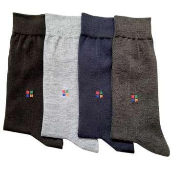 جوراب مردانه کد R300 مجموعه 4 عددی