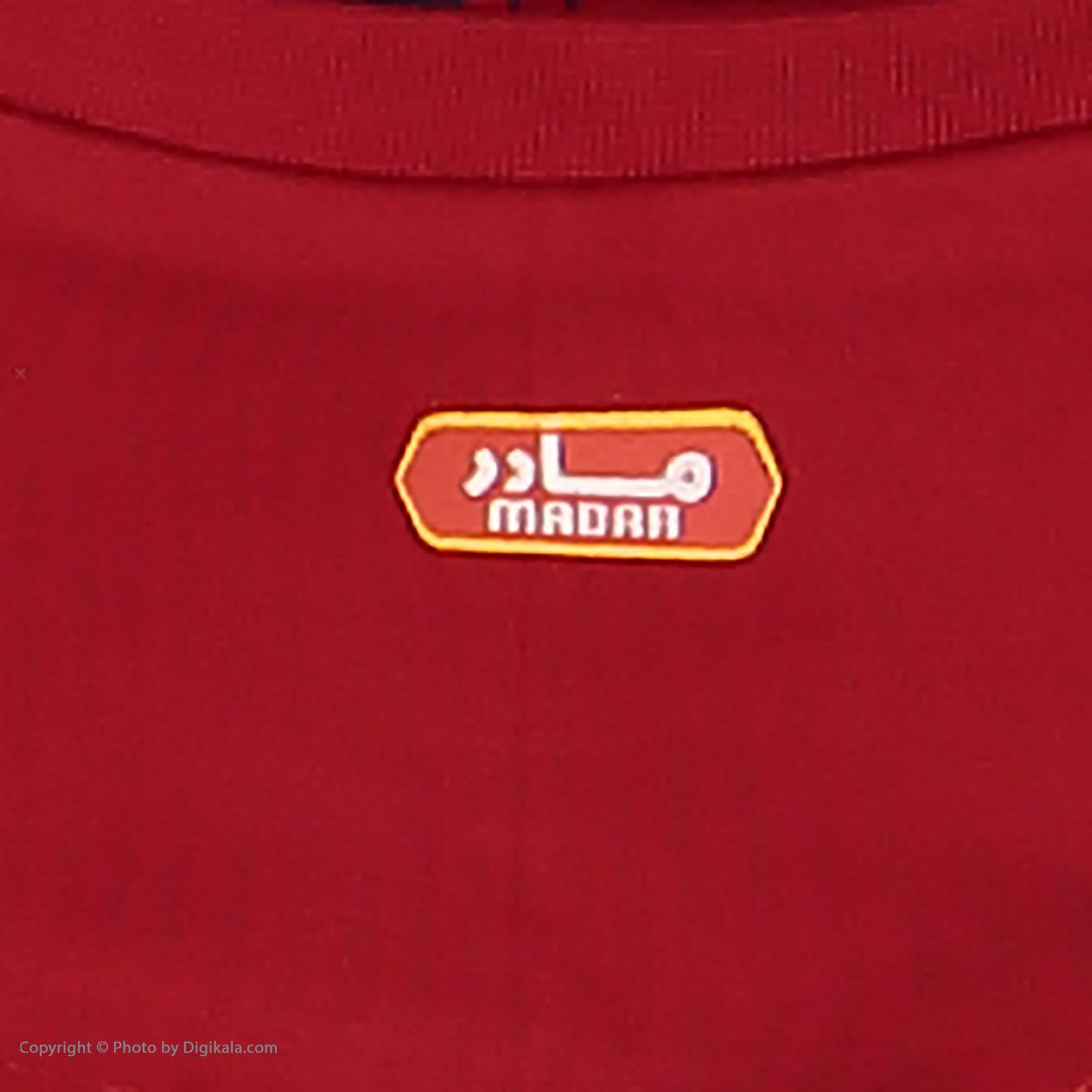 ست تی شرت و شلوار پسرانه مادر مدل 306-72 main 1 7