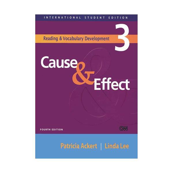 کتاب Cause and Effect 3 اثر Linda Lee انتشارات اف تي پرس