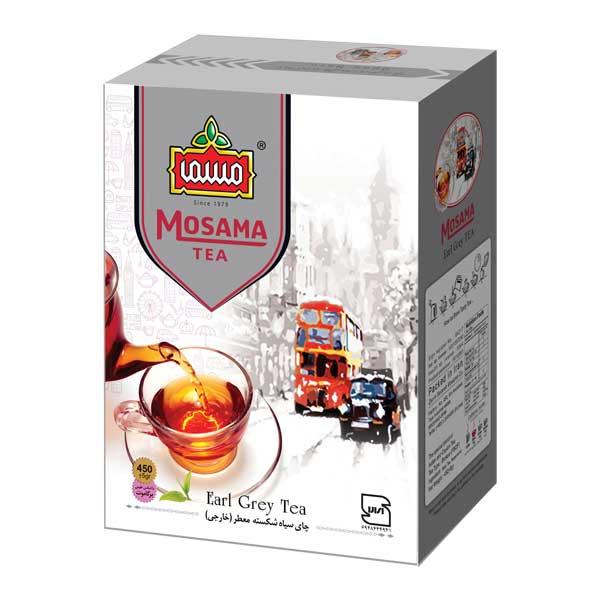 چای سیاه شکسته معطر خارجی مسما - 450 گرم