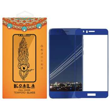 محافظ صفحه نمایش شیشه ای کوالا مدل Full Cover مناسب برای گوشی موبایل هوآوی Honor 8