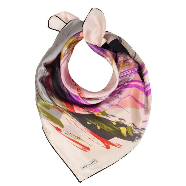 روسری آرماندا مدل S057