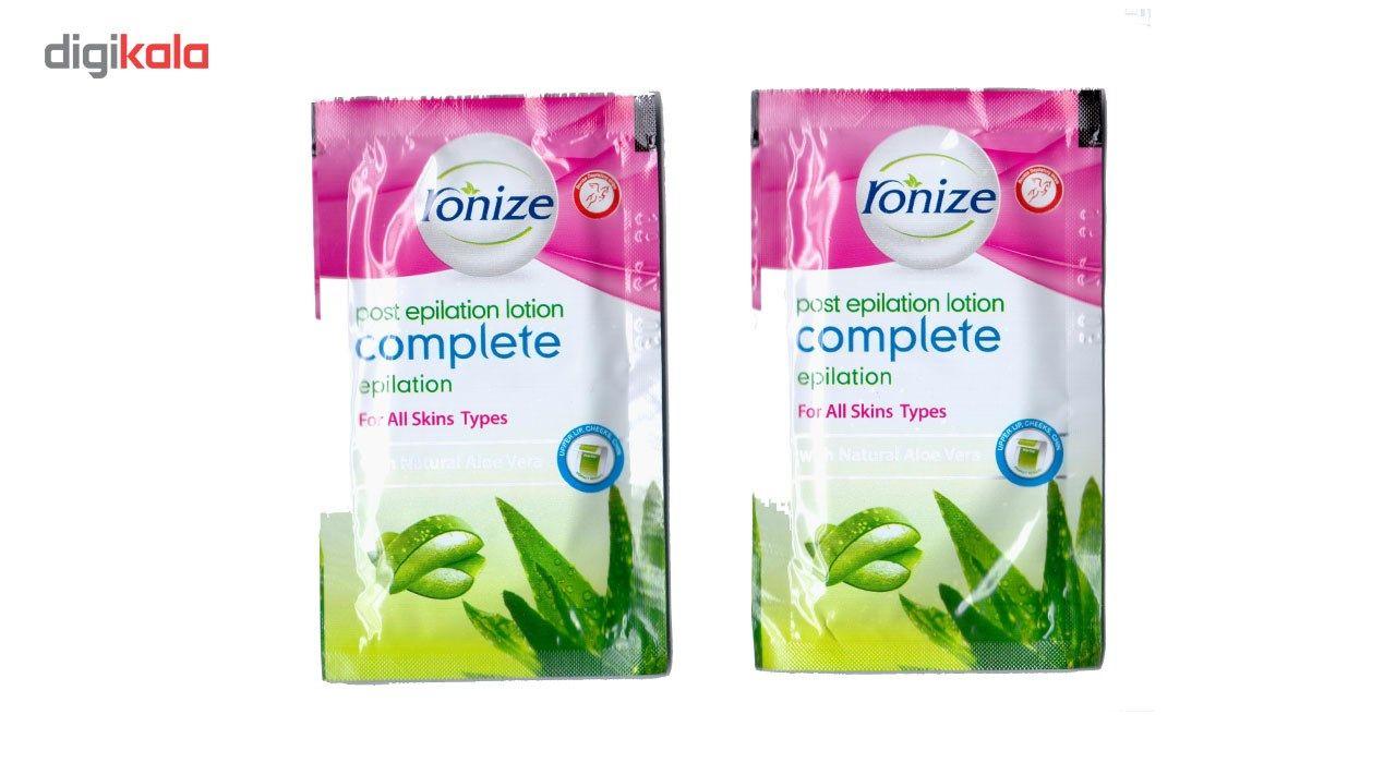 نوار موبر بدن رونیز مدل Aloe Vera بسته 20 عددی main 1 2