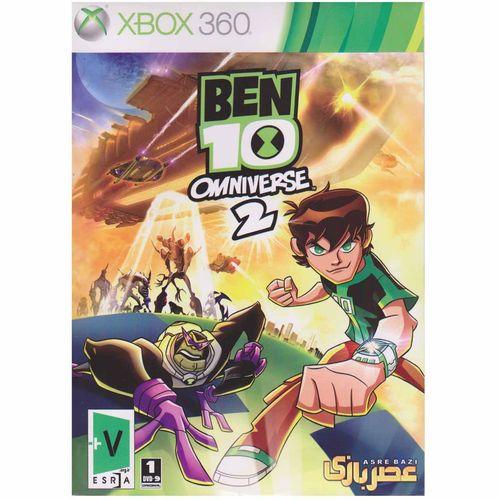 بازی Ben 10 Omniverse 2 مخصوص ایکس باکس 360
