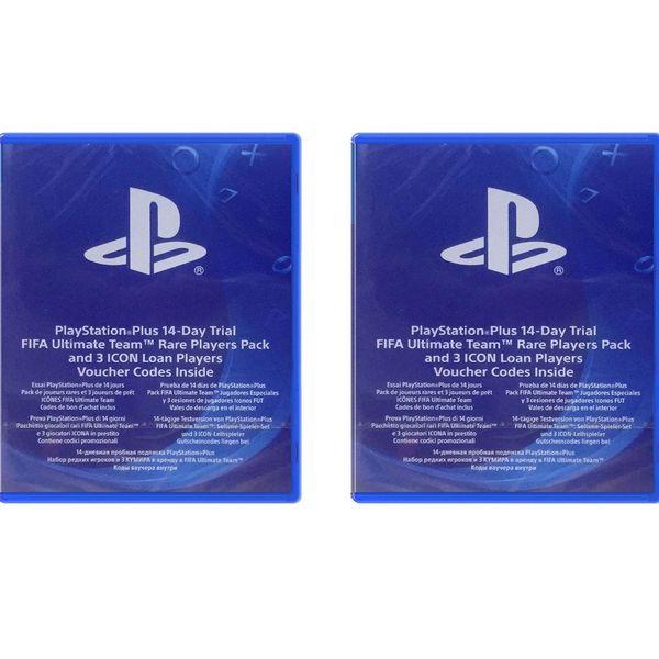 کد آیکون ادیشن بازی فیفا 18 مخصوص PS4 - بسته 2 عددی