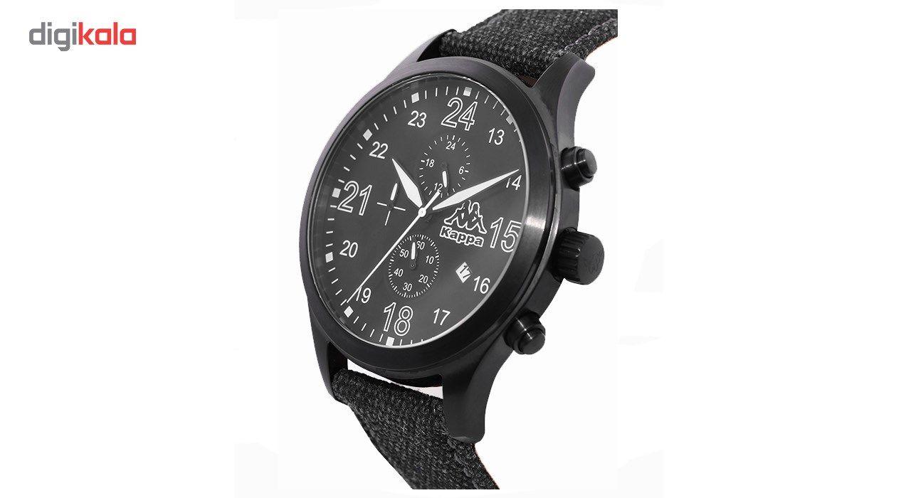 ساعت مچی عقربه ای کاپا مدل 1401m-a -  - 3