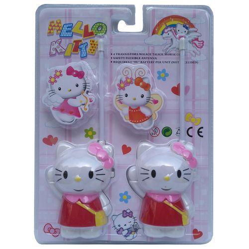 بی سیم اسباب بازی مدل Hello Kitty