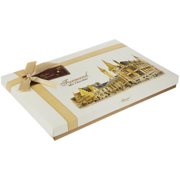 شکلات پذیرایی مخلوط فرمند مقدار 214 گرم