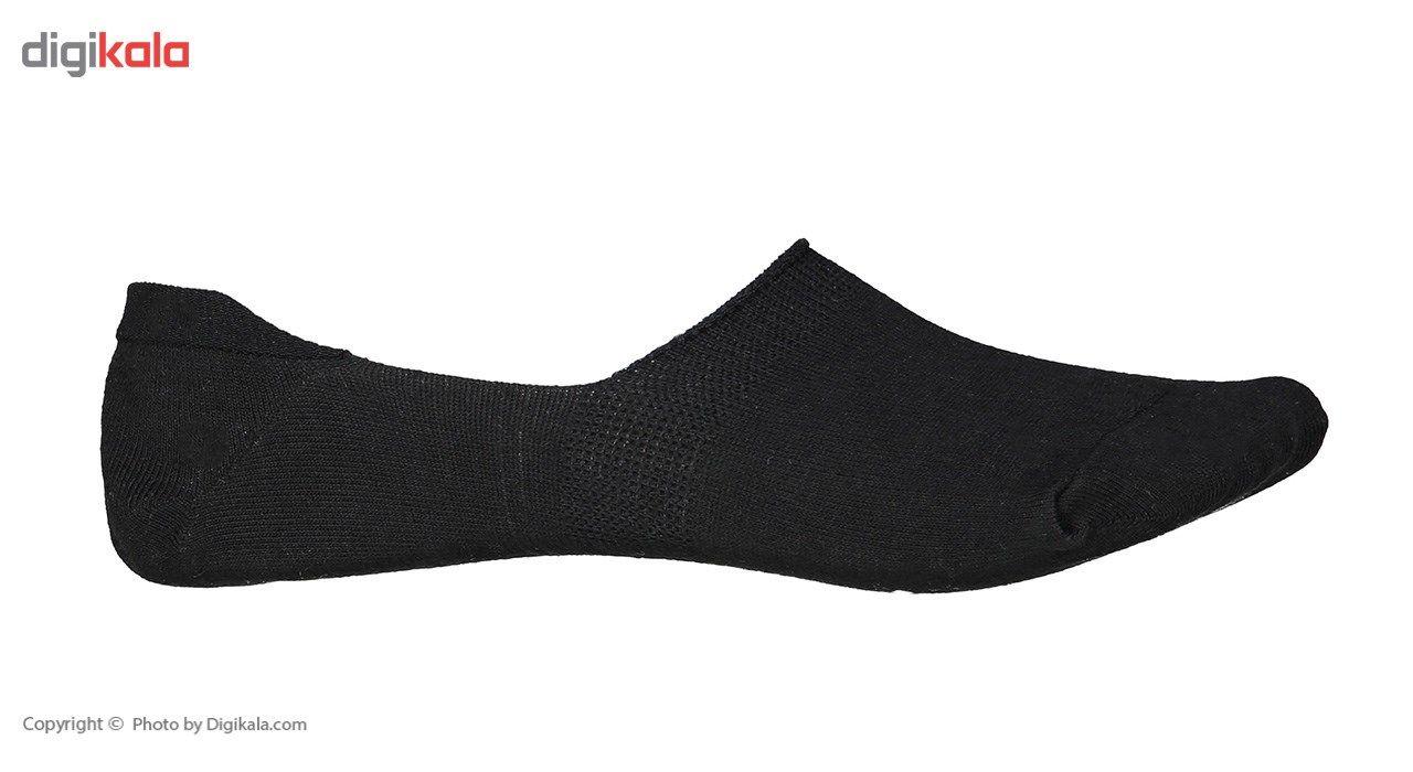 پاپوش زنانه شهر شیک مدل CL845  Shahr e Shik CL845 No Show Socks For Women