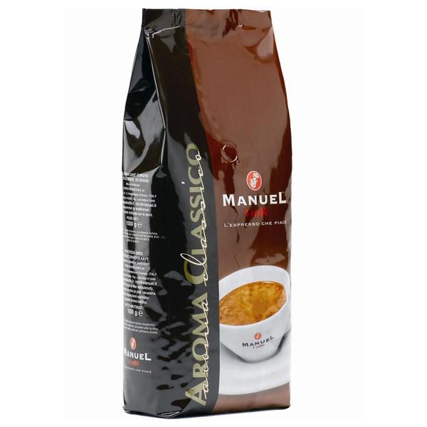 بسته دانه قهوه مانوئل مدل AROMA CLASSICO