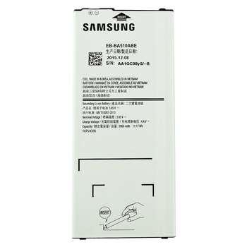 باتری موبایل مناسب برای سامسونگ مدل Galaxy A5 2016 با ظرفیت 2900mAh
