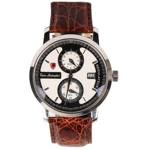 ساعت مچی عقربه ای مردانه تونینو لامبورگینی مدل TL-1947 2506 SB
