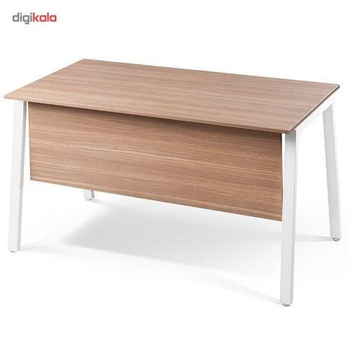 میز کامپیوتر دنیته سری A مدل PC White