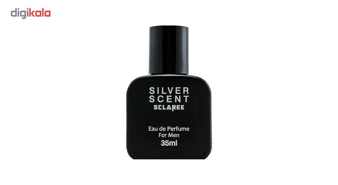 ادوپرفیوم مردانه اسکلاره مدل Silver Scent حجم 35 میلی لیتر main 1 1