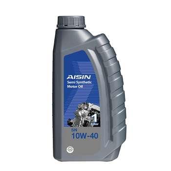 روغن موتور خودرو آیسین مدل SN10W40 ظرفیت 1 لیتر
