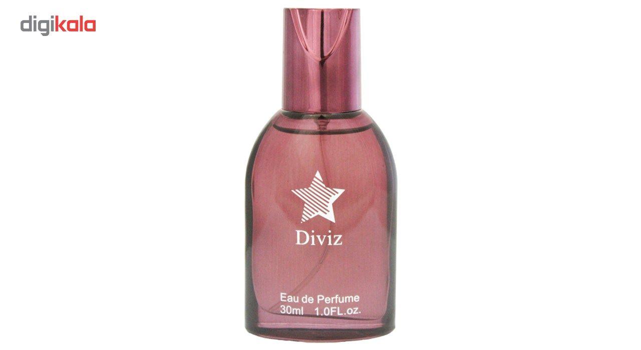 ادکلن مردانه دیوایز مدل ادوپرفیوم سلطان حجم 30میلی لیتر  Diviz SultanEau De Parfum for Men 30 ml