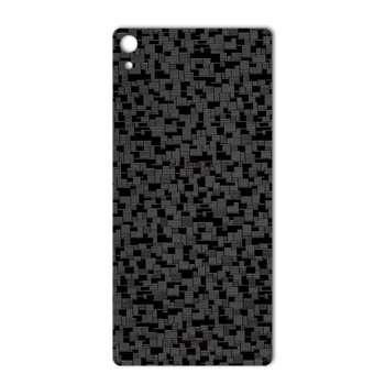برچسب پوششی ماهوت مدل Silicon Texture مناسب برای گوشی  Sony Xperia XA Ultra