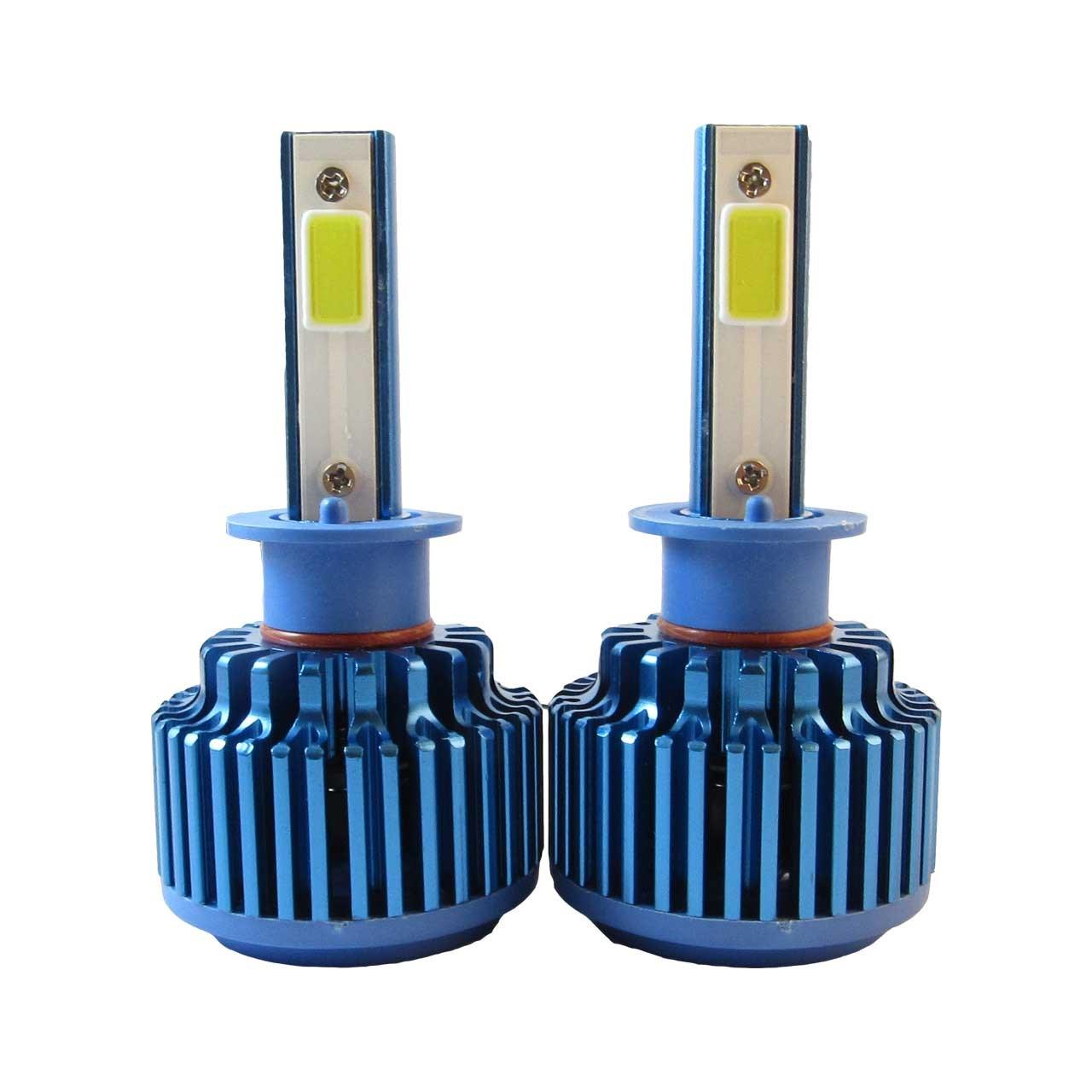لامپ خودرو سی 6 مدل H7 بسته 2 عددی