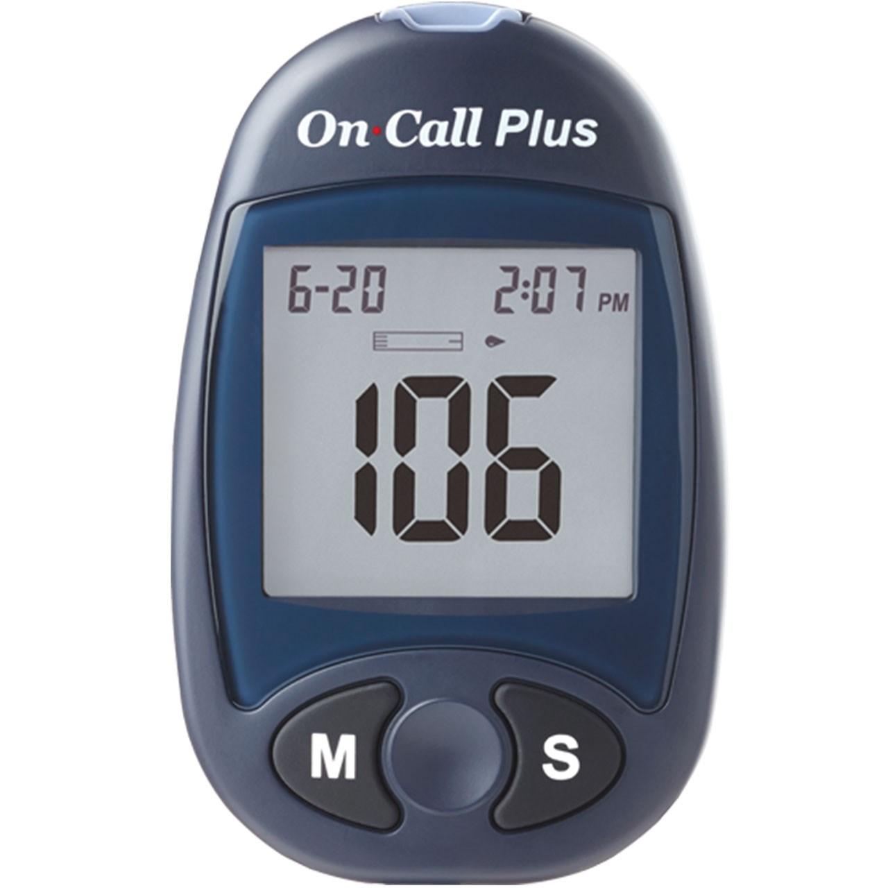 دستگاه تست قند خون ایکان مدل On Call Plus G113-111