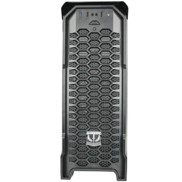 کیس کامپیوتر گرین مدل Battle Box