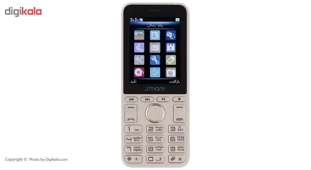 گوشی موبایل اسمارت مدل E2488 Quick دو سیمکارت main 1 1